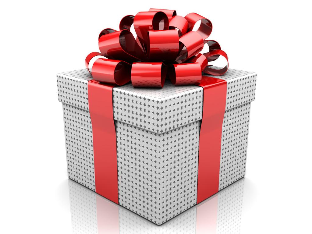Праздники закончились, а подарки продолжаются!